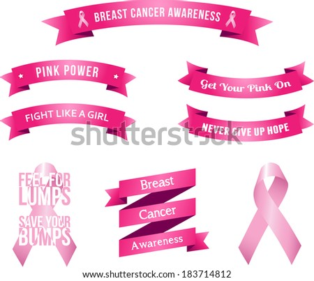 Breast cancer awarness slogans