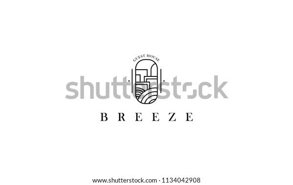 Breeze vector image