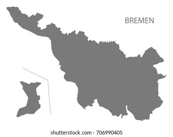 Map Of Bremen Images Stock Photos Vectors Shutterstock