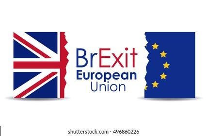 Brexit of the eruropean union  design