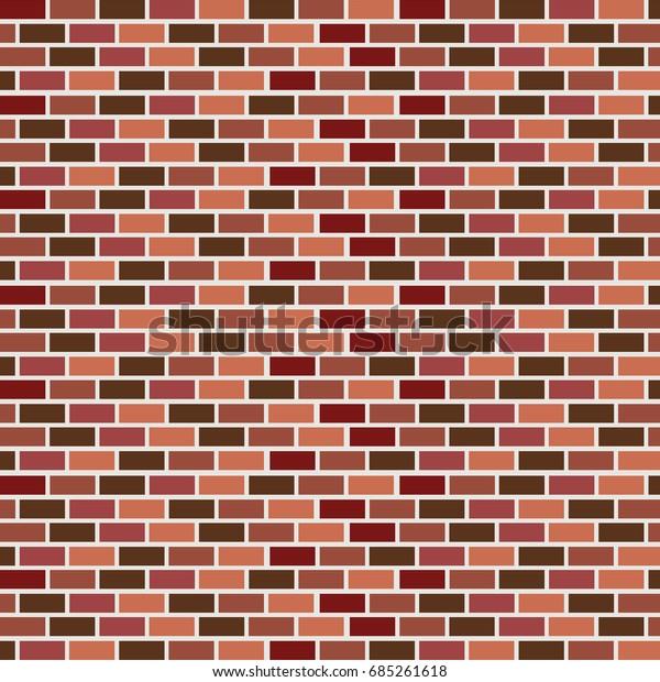 Brick Pattern Texture Background