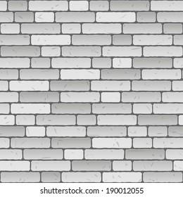 Brick wall background - endless