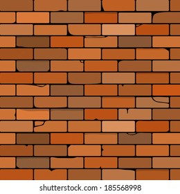 cartoon brick wall images stock photos vectors shutterstock rh shutterstock com cartoon brick wall images cartoon brick wall vector