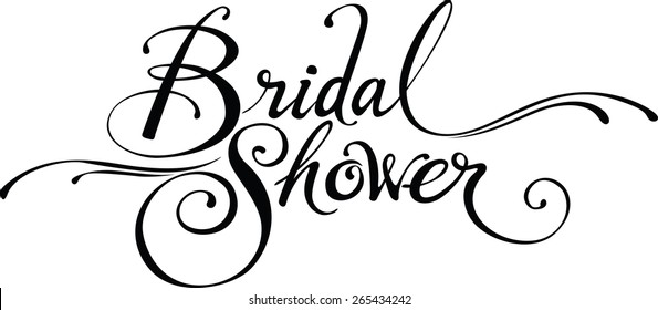 Bridal Shower Images Stock Photos Amp Vectors Shutterstock
