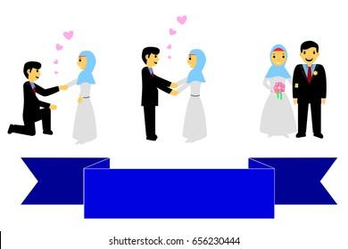 Stockillustrationer Bilder Och Vektorgrafik Med Muslimah