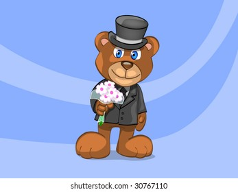 bridegroom bear