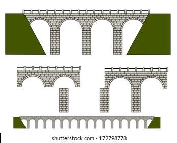Bridge kit. Built your own bridge.