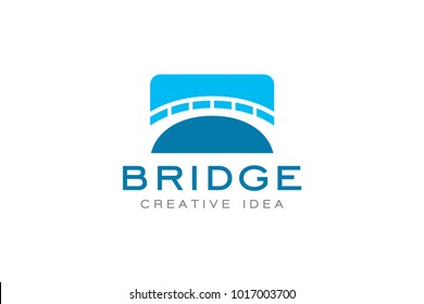Bridge Logo and Vector Template