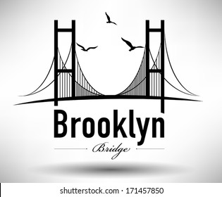 Bridge Typographic Design