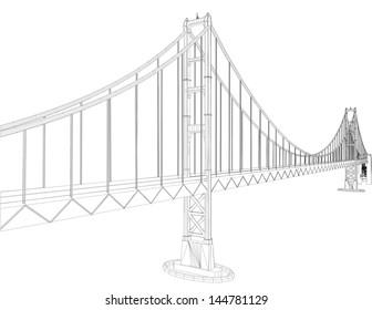 The Bridge Vector 03