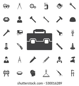 Briefcase Tool icon. Construction icons universal set for web and mobile
