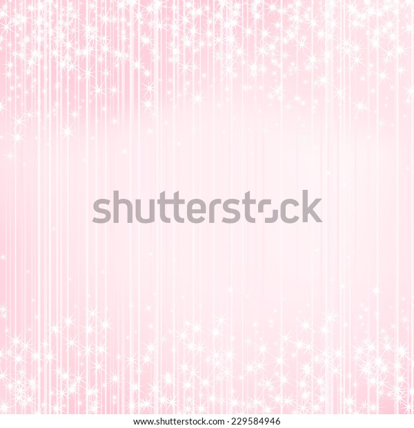 Bright background with stars. Festive design. New Year, Christmas, wedding, event style