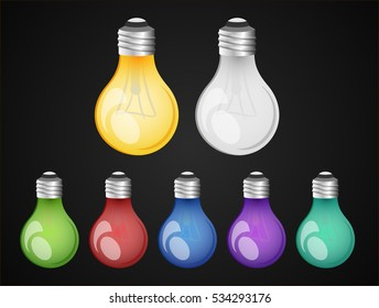 bright bulbs
