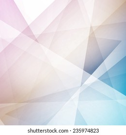 Bright geometrical abstract lines structure. Vector illustration
