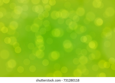Bright multicolor high key bokeh dot background