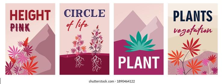 POSTER PRINT PHOTO NATURE PLANT CANNABIS SATIVA WEED MARIJUANA COOL SEB942