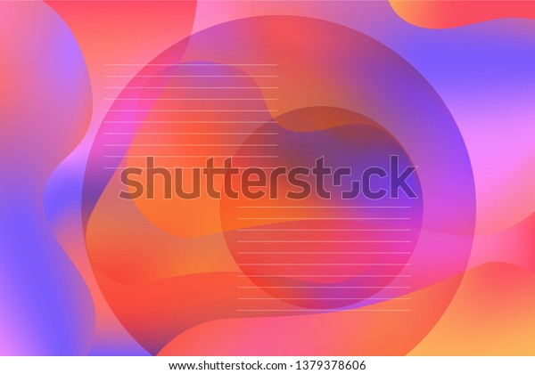 bright purple orange vibrant background 600w 1379378606