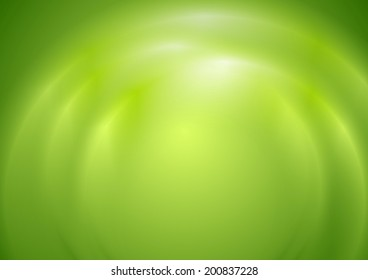Bright shiny waves background. Vector design