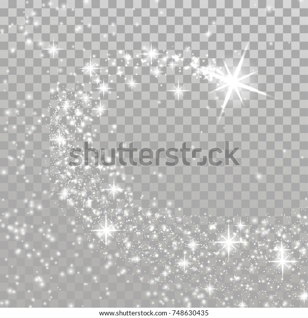 Bright Shooting Christmas magical star over checkered layout. Firework explosion trail abstract holiday party background. Stock Vector illustration