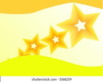 Bright Summer Stars