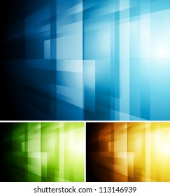 Bright technology background. Vector illustration eps 10