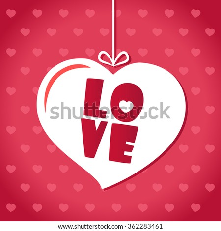 bright valentines day card wedding background wedding vector card love letter