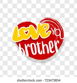 Royalty Free I Love You Bro Stock Images Photos Vectors
