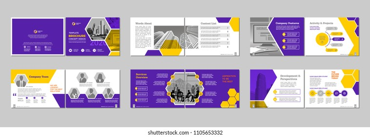 Magazine Inner Page Design Images Stock Photos Vectors Shutterstock