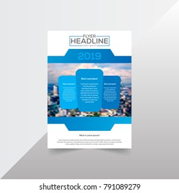 Brochure design template vector.Flayers annual report. Leaflet cover presentation. Layout . illustration. Layout, brochure, template, magazine, cover design for annual report, can use for business