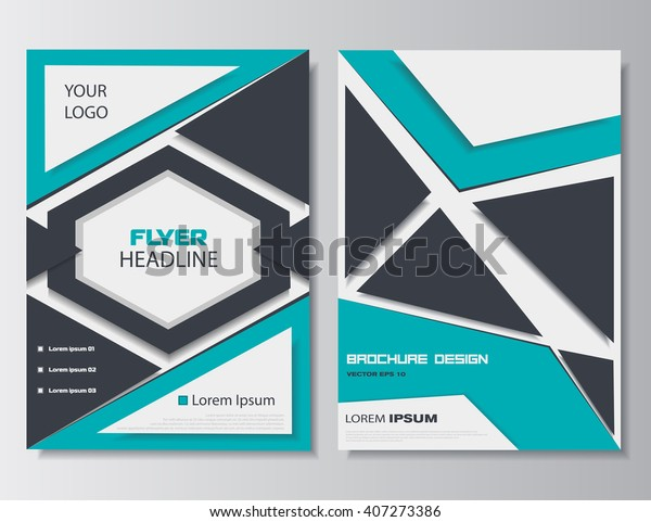 graphic about Printable Layout called Brochure Printable Design and style Flyer Template Leaflet Inventory