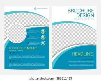 Flyer Template Stock Images RoyaltyFree Images Vectors - Free downloadable brochure templates