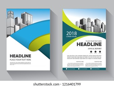 Book cover template images stock photos vectors shutterstock brochure template layout cover design annual report magazine flyer or booklet in a4 maxwellsz