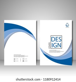 Brochure template.modern flyer design.vector illustration