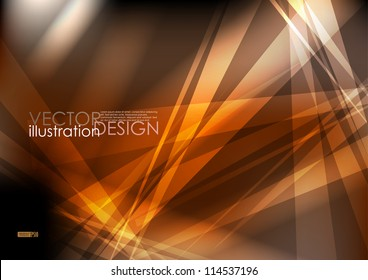 Broken glass texture. Vector illustration. Eps 10.