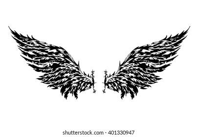Angel clipart broken wing, Picture #42631 angel clipart broken wing