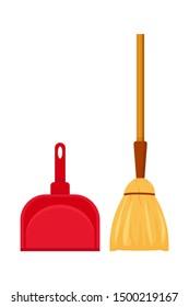 Broom Images Stock Photos Amp Vectors Shutterstock
