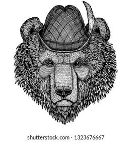 Imágenes, fotos de stock y vectores sobre Traditional Bear