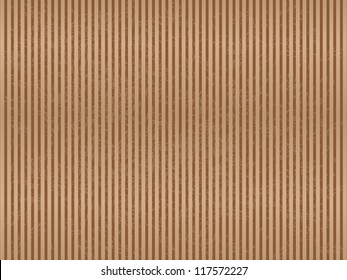 Brown striped background, retro style