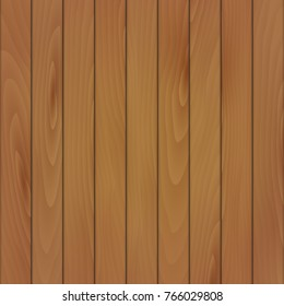 Brown wooden texture. Wood planks background.