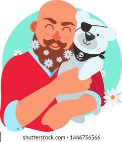 Ilustraciones, imágenes y vectores de stock sobre Bear Skull