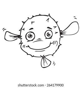Bubble Fish Doodle