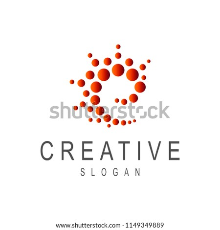 bubble letter e logo template stock vector royalty free 1149349889