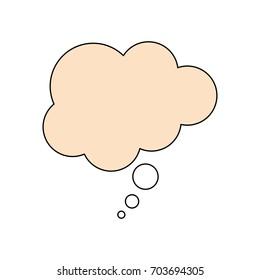Bubble speakbox symbol