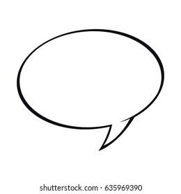 bubble speech talk communication dialog