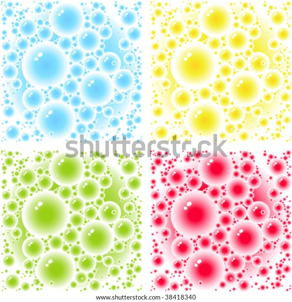 Bubbles - water, wine, soda, juice, green beer, more ( for better view and high res JPEG or TIFF see image 38418343 )