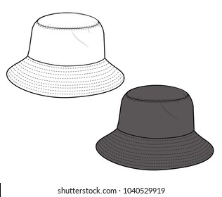 c2d2a1b833b3e7 Bucket Hat Images, Stock Photos & Vectors | Shutterstock