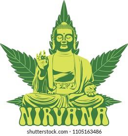 Buddha 420 Nirvana Trance