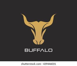 Buffalo Logo Vector