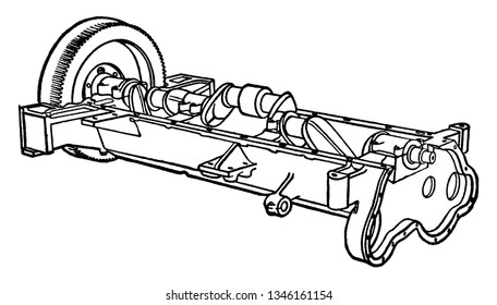 Crank Shaft Images Stock Photos Vectors