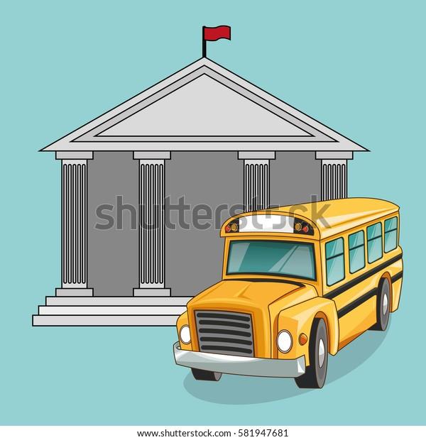 building bus school design